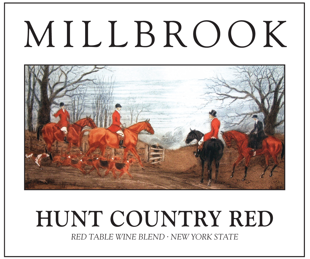 Hunt Country Red