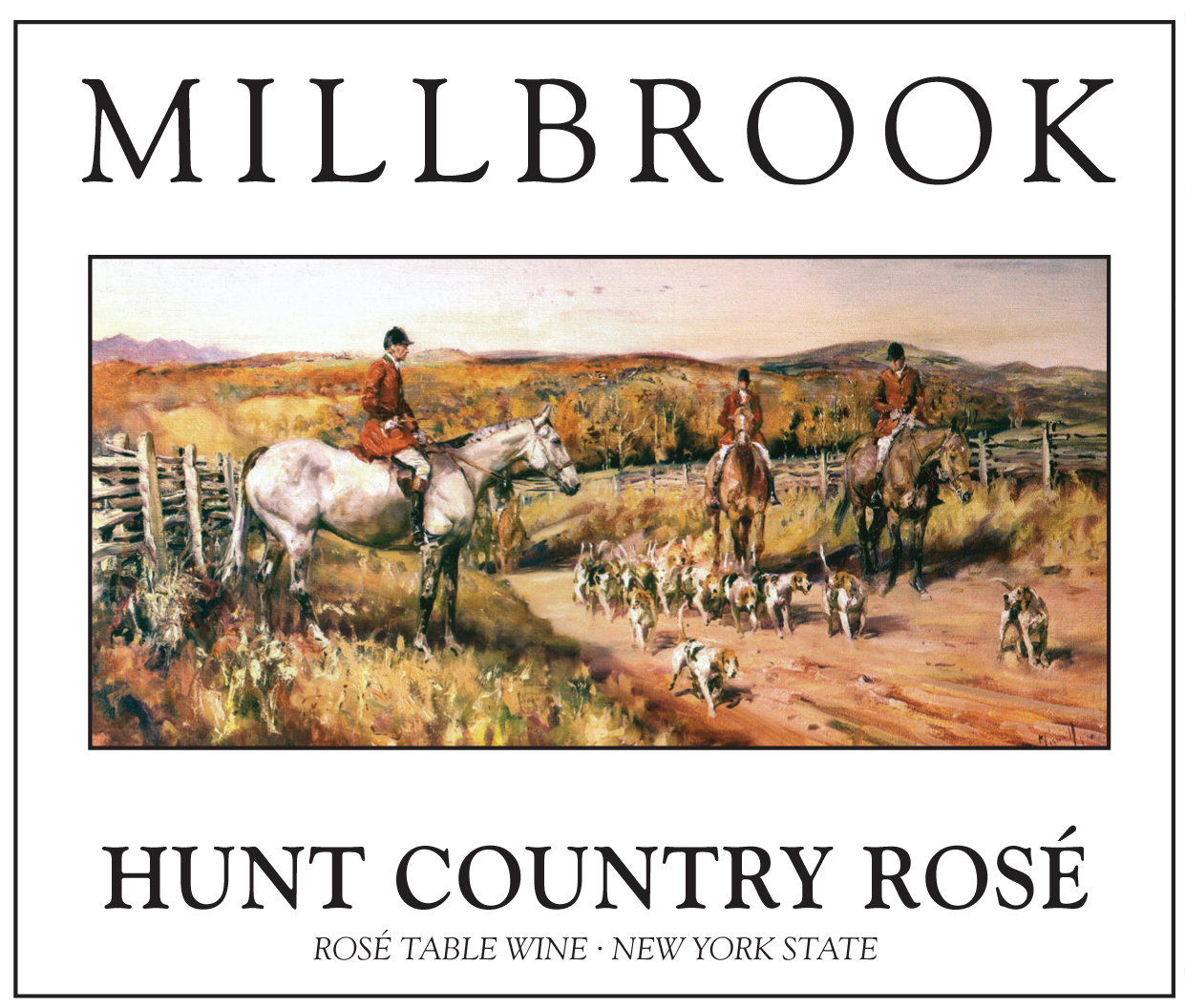 hunt country rose